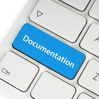 Automatisk Mirosoft IT infrastruktur documentation med DocCloud Documentation Reports