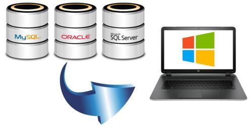 UDALink database reports